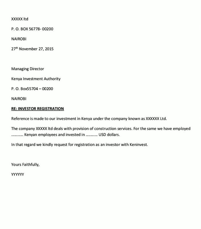 Request Letter To Use Company Vehicle