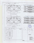 Authenticated Architectural plans