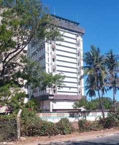 Ministry of lands Office -Mombasa