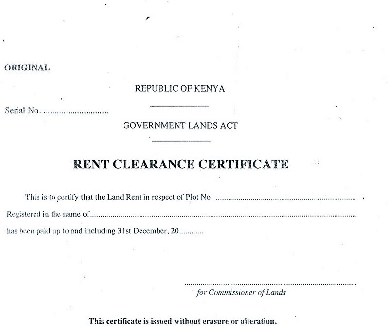 tax clearance certificate application form
