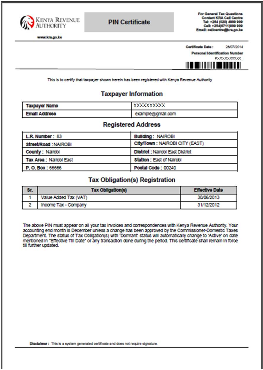 company%20pin%202 Tax Clearance Application Form on tax cat, company profile form, travel clearance form, sports clearance form, employment clearance form, health clearance form, financial clearance form, media clearance form,