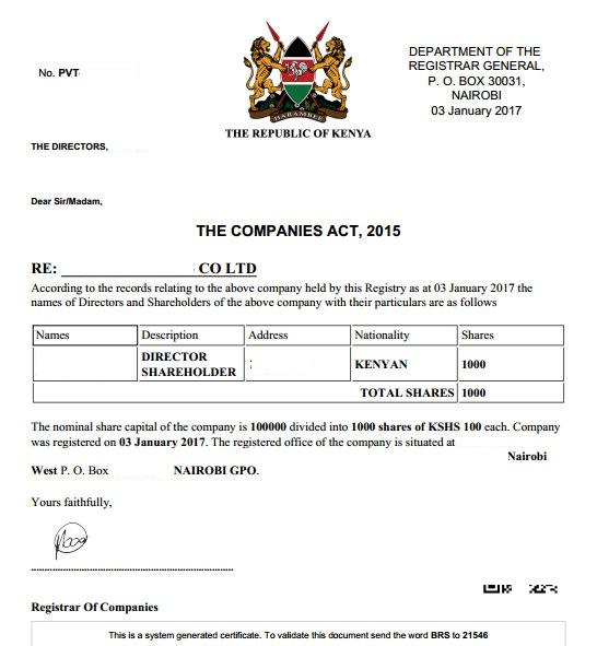 Eregulations kenya for National motor vehicle license organization