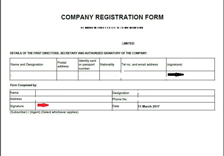 Car Registration Payment Insurance Company